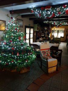 ….Wigilia w świątecznej atmosferze….